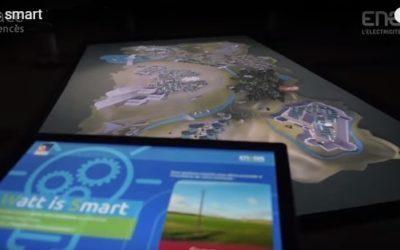 Les STI2D pilotent les réseaux d'énergie du futur